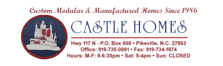Castle Manufactured Homes, Inc.